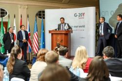 Committee VI: The City of Tomorrow. G-20Y Summit Opening Ceremony