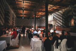 The G-20Y Summit Closing Gala Dinner at Chillon Castle