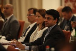 Dr. Anil Khurana, Creating Jobs Committee Vice Annual Chair, Partner UAE, USA, PwC