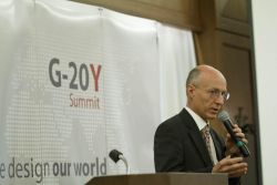 G-20Y Summit Opening Ceremony, Keynote Speech by Guest Speaker: Stephan Vavrik, Deputy Head of Delegation of the European Union in Mexico