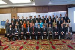 G-20Y Summit 2012 participants official photograph