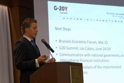 G-20Y Summit Closing Ceremony, Closing remarks by Victor Philippenko, G-20Y Summit IOC Vice-Chair