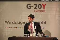 Nicola Melchiotti, Enel Green Power, Country Manager Mexico, G-20Y Summit Committee Chair