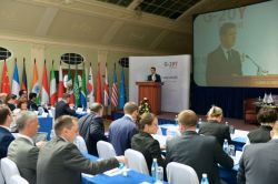 Jean-Luc Larribau, G-20Y Summit 2013 Closing Ceremony: Committee Results Presentations – Final Communiqué Presentation