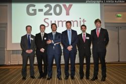 G-20Y Summit Committees Chairs